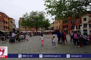 Venice đang từng bước hồi sinh ngành du lịch
