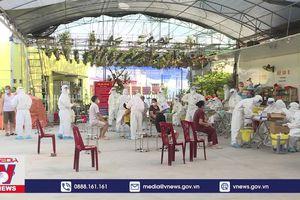 Bắc Giang đẩy mạnh công tác xét nghiệm