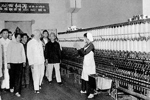 Chủ tịch Hồ Chí Minh: Khát vọng xây dựng đất nước tự chủ, hùng cường