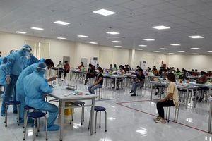 Bắc Ninh: Gần 300 ca Covid-19, Bộ Y tế điều Bệnh viện Bạch Mai hỗ trợ khẩn