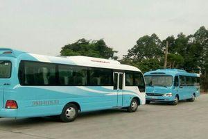 Bắc Giang: Trưng dụng 30 xe khách phục vụ phòng, chống dịch