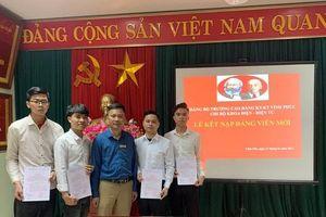 Vĩnh Phúc: Thực hiện nhiều giải pháp đột phá nâng cao chất lượng tổ chức cơ sở đảng, đảng viên