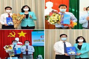 Bổ nhiệm nhân sự, lãnh đạo mới tại TP.HCM và Quảng Ngãi