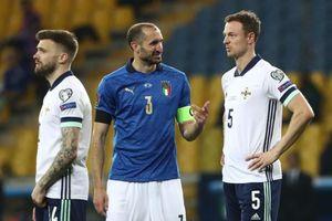Thi đấu bết bát, Juventus vẫn đóng góp nhiều cầu thủ cho ĐT Italy dự EURO 2020