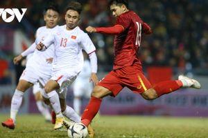 ĐT Việt Nam 'giao hữu kín' với U22 Việt Nam