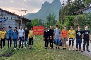 Cao Bằng bắt giữ 36 công dân nhập cảnh trái phép từ Trung Quốc