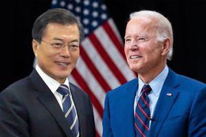 Tổng thống Hàn Quốc chuẩn bị gặp Tổng thống Mỹ Joe Biden