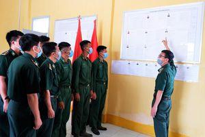 Bộ đội Biên phòng An Giang đảm bảo 100% cán bộ, chiến sỹ thực hiện quyền công dân