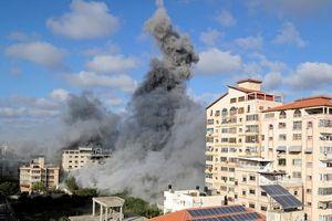 Israel đánh sập 15 km đường hầm ở Gaza, hạ sát chỉ huy dân quân Palestine