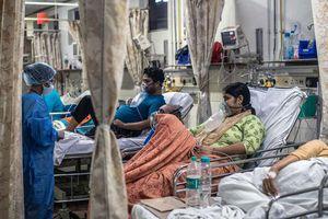 Tốc độ lây nhiễm Covid-19 tại Ấn Độ đã chậm lại