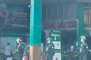 Vụ pha chế xăng dầu giả ở Đồng Nai: Thêm một chủ doanh nghiệp bị bắt