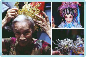 'Quái kiệt sân khấu' Bo Bo Hoàng tuổi 74 vẫn nhận là em bé
