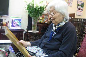 Bà giáo ba lần được gặp Bác Hồ: Mỗi khi gặp thử thách, tôi đều nhớ đến lời Bác dạy