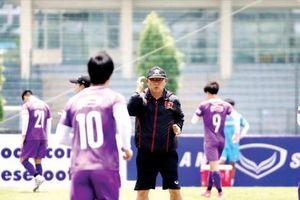 Công Phượng chỉ giữ vai phụ, ông Park cẩn trọng hay bảo thủ?