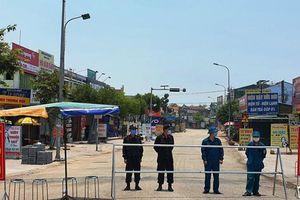 TT-Huế dỡ bỏ cách ly xã Phong Hiền