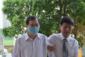 Cựu Bộ trưởng Vũ Huy Hoàng kháng cáo, xin xem xét lại tội danh
