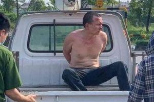 Khởi tố đối tượng truy nã đâm trọng thương tài xế taxi ở Hà Nội