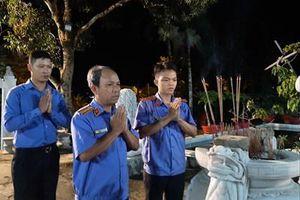 VKSND huyện Bắc Trà My dâng hương tưởng niệm Chủ tịch Hồ Chí Minh
