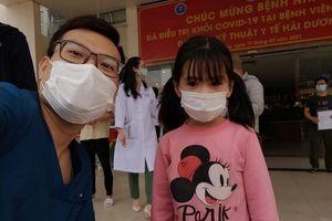 'Nhật ký COVID-19': Khi bác sỹ gửi thông điệp chống kỳ thị người bệnh