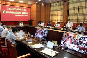Từ 12 giờ ngày 20/5, Thái Bình kết thúc giãn cách xã hội