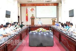 Ninh Bình: Khuyến cáo người dân không ra khỏi tỉnh khi không thật cần thiết