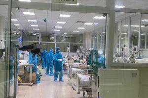 Bệnh nhân COVID-19 nặng từ Bắc Ninh chuyển lên tuyến trên đã phải chạy ECMO