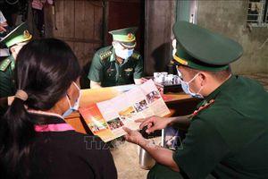 Các đơn vị quân đội làm tốt công tác bầu cử ĐBQH và đại biểu HĐND các cấp