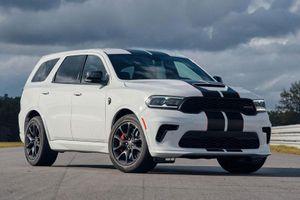 Top 10 xe SUV mạnh nhất năm 2021: Dodge Durango SRT Hellcat không đối thủ