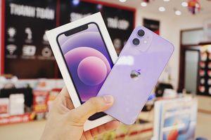 Những smartphone mới vừa lên kệ tại Việt Nam: iPhone 12 màu tím gây chú ý