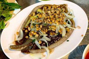 Đặc sản cá lồi xối mỡ ở Phan Thiết
