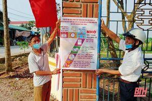 Hội Nông dân tỉnh tăng cường tuyên truyền trực quan về công tác bầu cử ở cơ sở