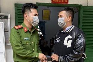Một học sinh gửi thư cảm ơn Công an huyện Đắk Mil