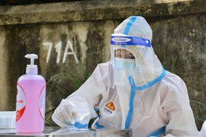 Thêm 5 ca mắc Covid-19 tại Điện Biên, trong đó có 2 nhân viên y tế