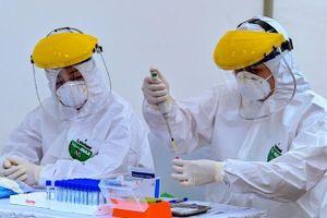 Kết quả xét nghiệm 26 nhân viên y tế liên quan bệnh nhân COVID-19 ở TP Thủ Đức