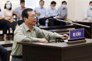 Cựu Bộ trưởng Công Thương Vũ Huy Hoàng kháng cáo, xin giảm nhẹ hình phạt