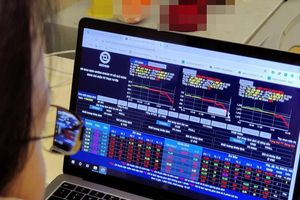 VN30-Index tăng mạnh, chứng khoán bùng nổ cuối phiên