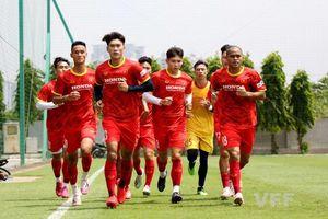 U22 Việt Nam rà soát lực lượng, chia tay 4 cầu thủ