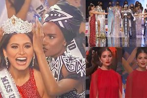Hậu 'Miss Universe 2020': Những khoảnh khắc đặc biệt sau đêm chung kết và chuyện ngoài lề gây 'sốt'