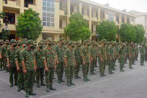 Tăng cường lực lượng cho BĐBP phòng, chống xuất nhập cảnh trái phép