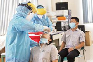 Tăng cường phòng, chống dịch Covid-19 trong khu chế xuất, khu công nghiệp
