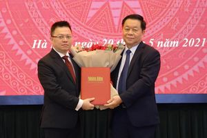 Đồng chí Lê Quốc Minh giữ chức Tổng Biên tập Báo Nhân Dân