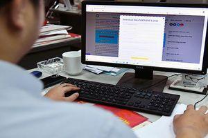 Ngăn chặn, xử lý nghiêm việc bán dữ liệu cá nhân trên mạng xã hội