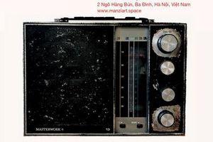 Khám phá trưng bày sắp đặt âm thanh 'Liberation Radio' tại Hà Nội