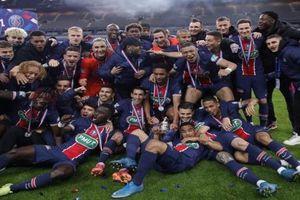 PSG lần thứ 14 đăng quang cúp Quốc gia Pháp