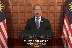 Malaysia kêu gọi tiếp cận bình đẳng với vaccine ngừa COVID-19