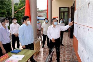 Hưng Yên cần quan tâm hơn nữa đến công tác tuyên truyền bầu cử