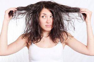 Ngăn tình trạng tóc bết dầu trong ngày nắng nóng