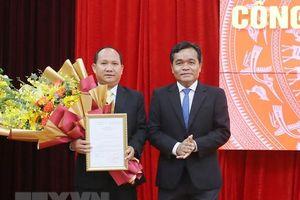 Chuẩn y ông Rah Lan Chung làm Phó Bí thư Tỉnh ủy Gia Lai
