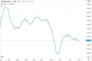 VN30 vẫn giữ vững mốc kỷ lục bất chấp thị trường giảm nhẹ