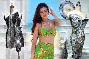 Khánh Vân khiến fan tiếc nuối khi không diện 2 bộ cánh ý nghĩa này tại Miss Universe 2020